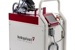 Babyplast-Zusatz-Spritzaggregat-I10PT