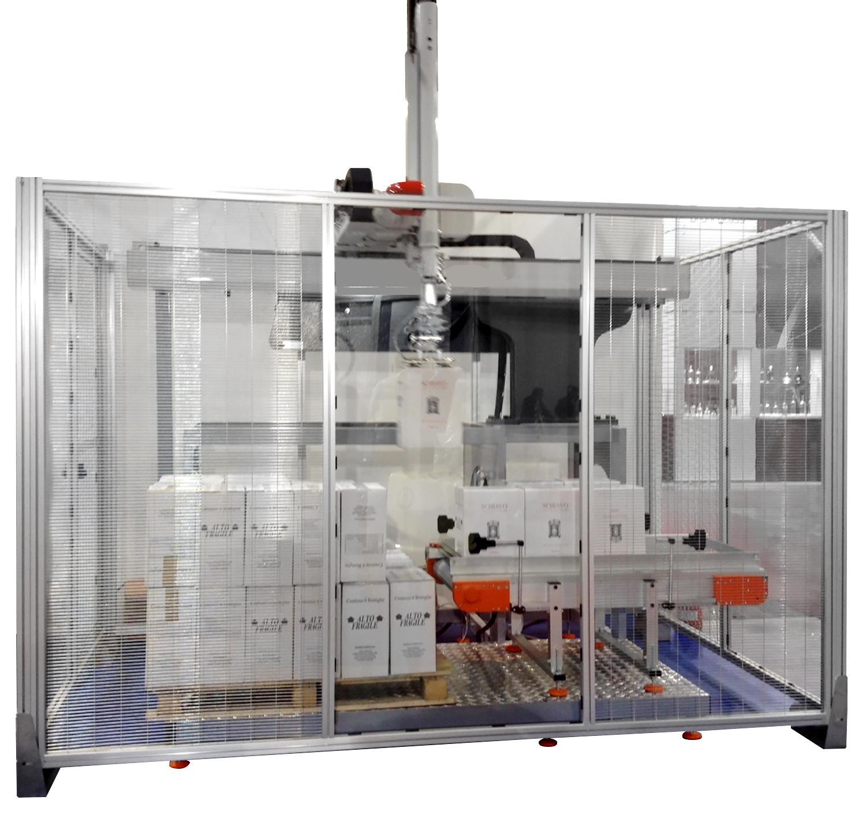 FV-Anlage-Verpackungsindustrie